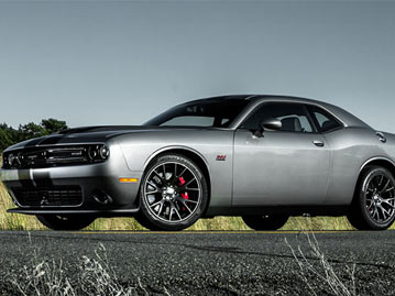 Promotion Dodge Challenger