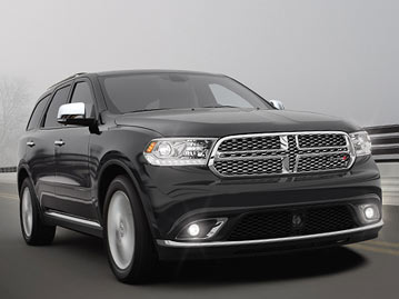 Promotion Dodge Durango