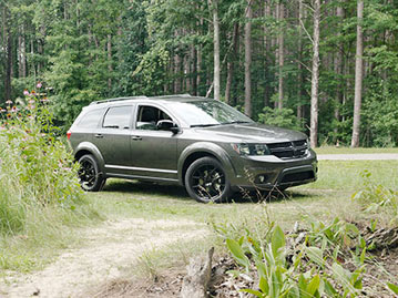 Promotion Dodge Journey