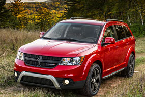 Dodge Journey Crossroad 2015 neuf