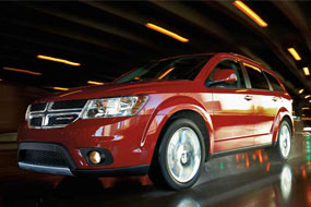 Dodge Journey Limited 2015 neuf